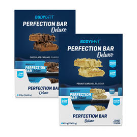 Perfection Bar Deluxe (2x15 Riegel) Mix'n Match