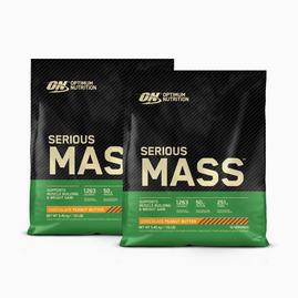 Serious Mass 5.45kg x2