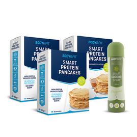 Smart Protein Pancakes - Lote combinado