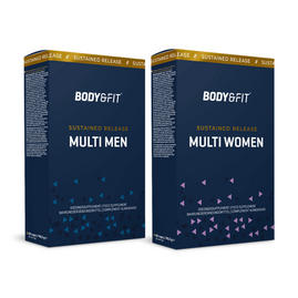 Pacchetto Black Friday - Sustained Release Multi Men + Women