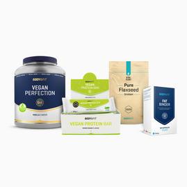 Perte de poids vegan