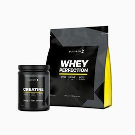 Whey Perfection 2.27kg & B&F Creapure (500g)