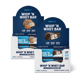 Zestaw Whip n' Whey (2x12) Mix'n Match