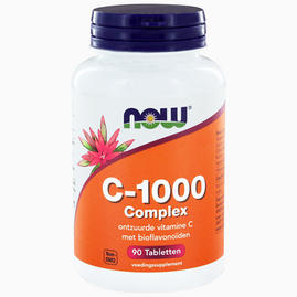 Vitamin C-1000 (buffrat)