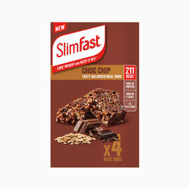 Substituts de repas en barre SlimFast