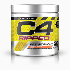C4 Ripped Pre-Workout