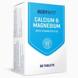 Cálcio e magnésio (30 comprimidos)