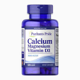 Calcium Magnesium mit Vitamin D