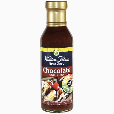 Chocolade Siroop