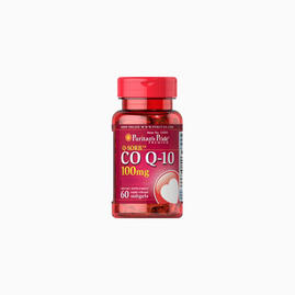 Co Enzima Q10 Puritans Pride 100 mg