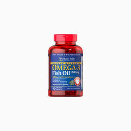 Double Strength Omega-3 Fish Oil