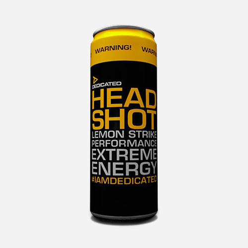 Headshot Energy Drink