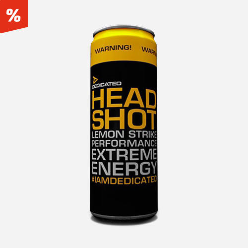 Headshot Energy Drink
