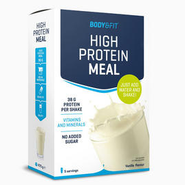 High Protein Meal