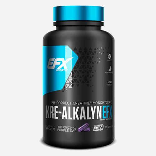 Kre-Alkalyn EFX (U.S patent 6,399,661)