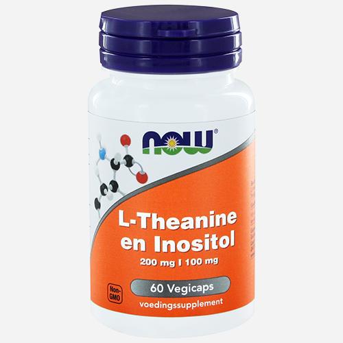 L-Theanine en Inositol