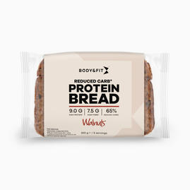 Reduced Carb Protein Bread