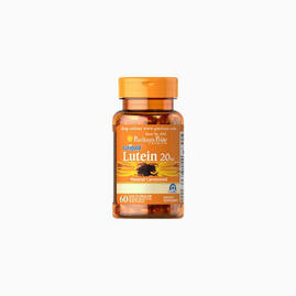 Lutein 20 mg with Zeaxanthin