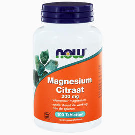 Magnesiumcitrat NOW
