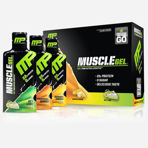 MuscleGel Shot