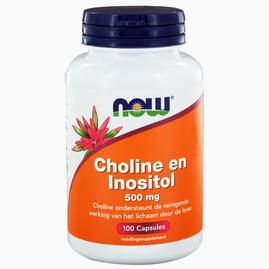 Choline and Inositol