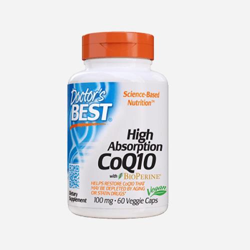High Absorption CoQ10 100mg
