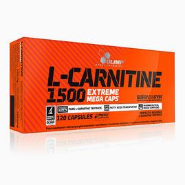 L-Carnitina 1500 Mega Cápsulas