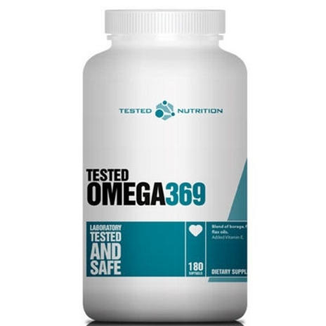 Tested Omega-3-6-9