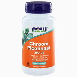 Chromium Picolinate capsules 200mcg