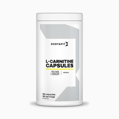 Gélules de L-carnitine