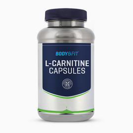 Cápsulas de L-carnitina