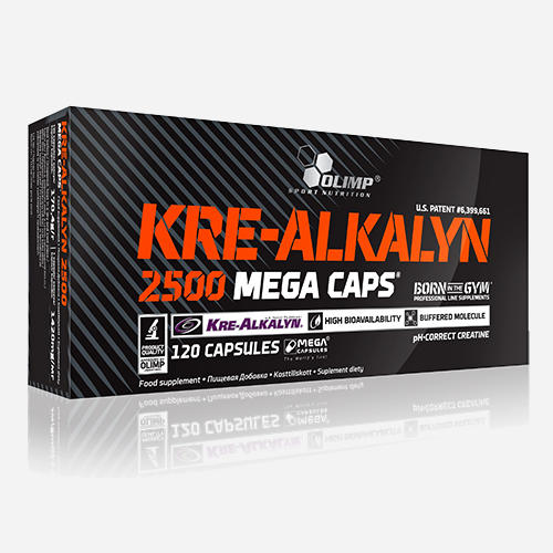 Kre-Alkalyn 2500mg Mega Caps