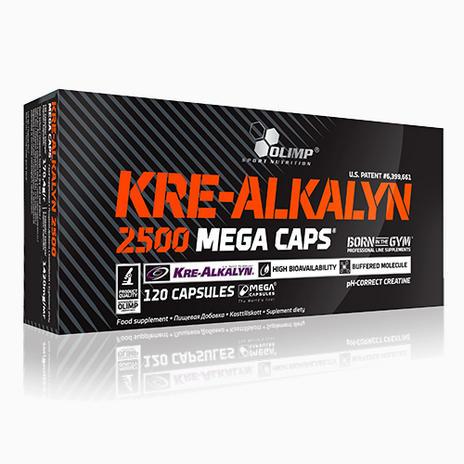 Kre-Alkalyn 2500mg Mega Caps
