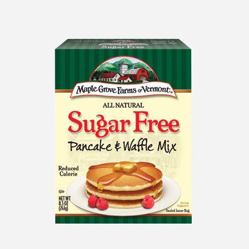Sugar Free Pancake & Waffle Mix