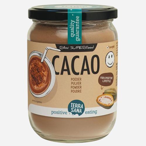 RAW Cacao en poudre antioxydant