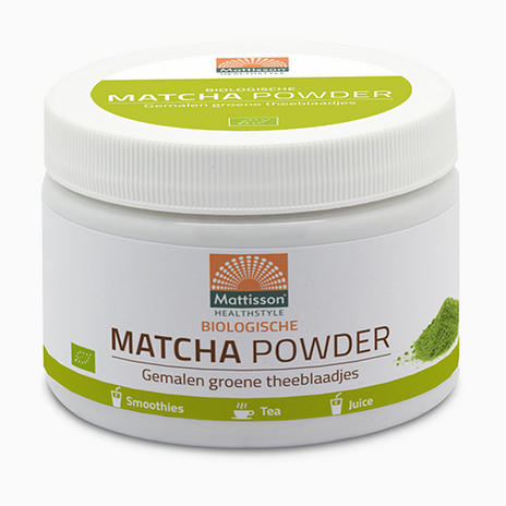 Absolute Matcha thee poeder – Instant