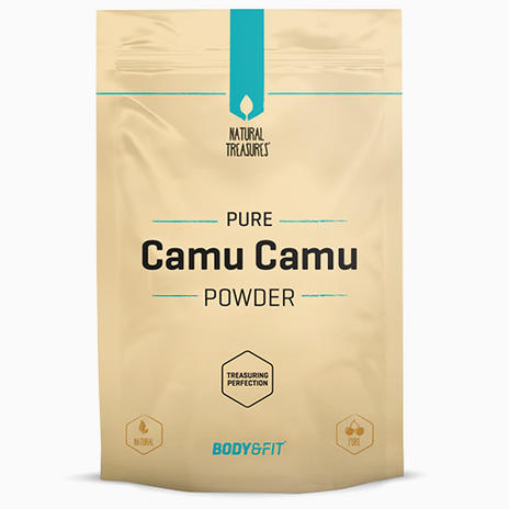 Pure Camu-Camu Pulver