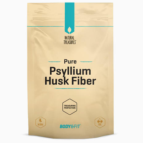Pure Psyllium Husk vezels