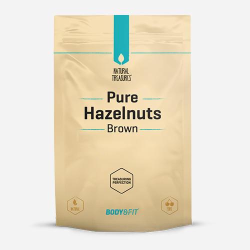 Pure Hazelnoten bruin
