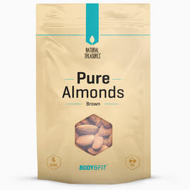 Pure Almonds Brown