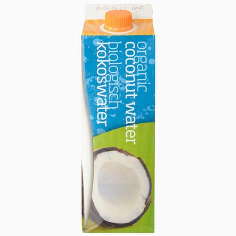 Eau de noix de coco biologique