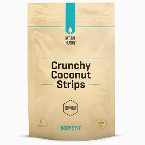 Crunchy Coconut Reepjes