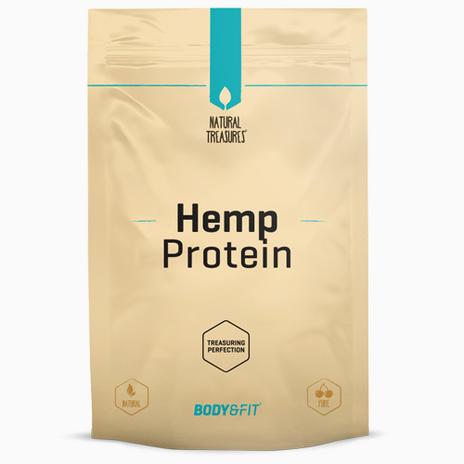 Pure Protéine de chanvre