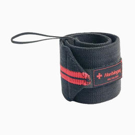 Red Line Wrist Wraps Black/Red