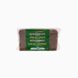 Rye Bread with Spelt