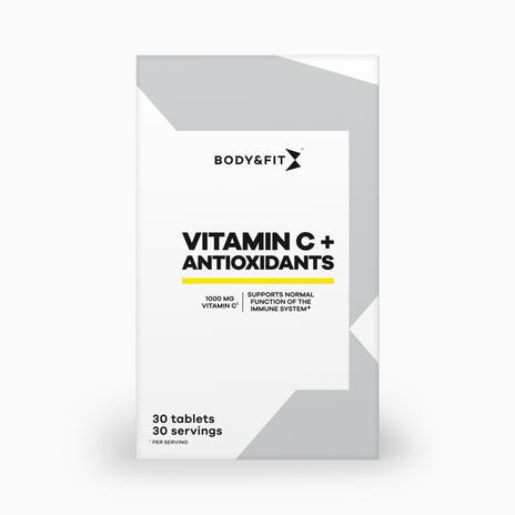 Vitamin C + Antioxidans