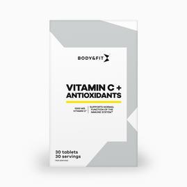 Vitamina C + Antiossidanti