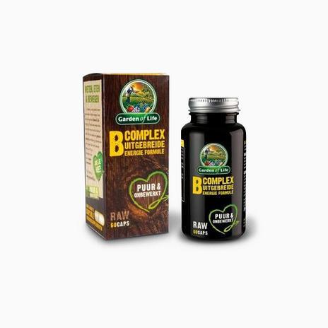 Vitamine B Complex RAW