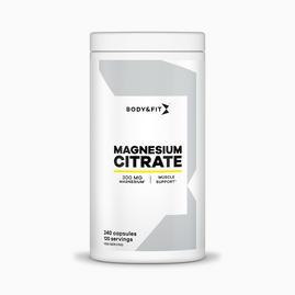 マグネシウム シトラート