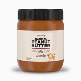 Beurre d'arachide Natural Peanut Butter Crunchy